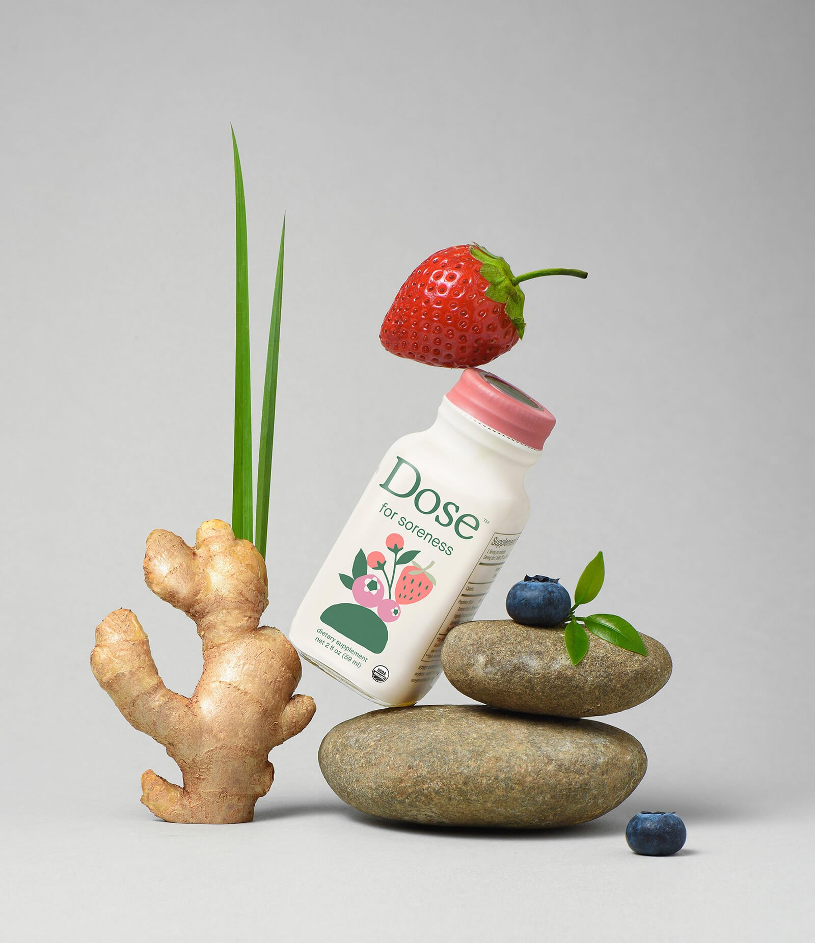 Dose Product Photography