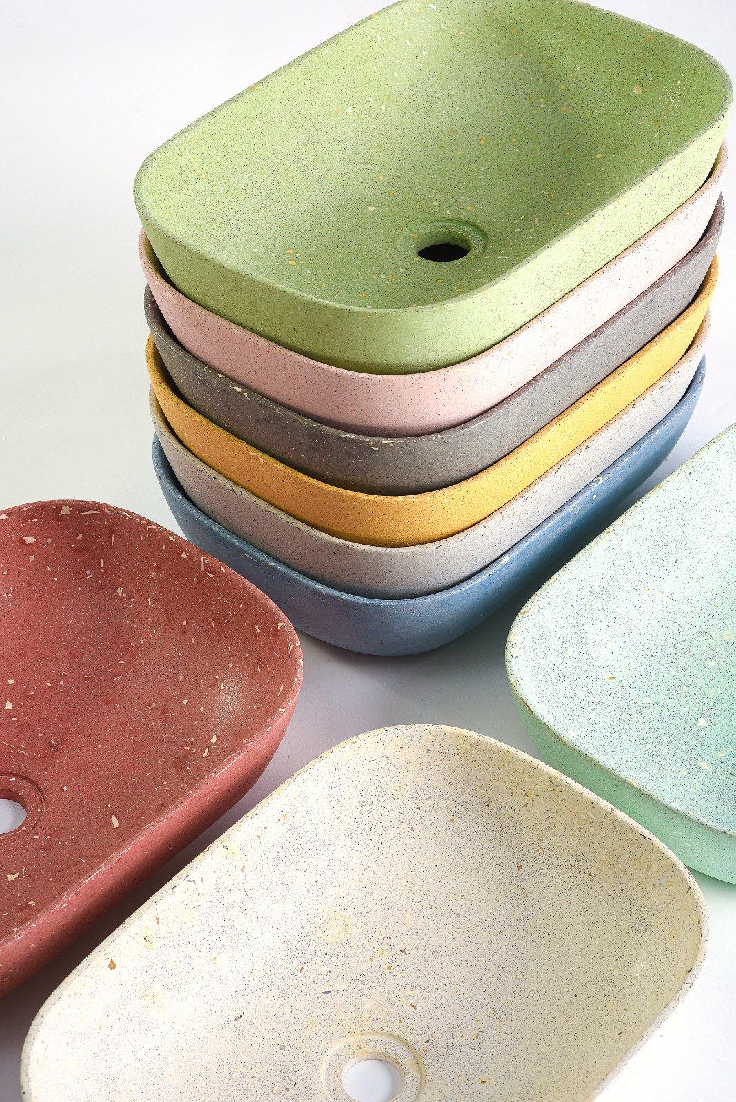 Product Photography Novamix Wash Basins