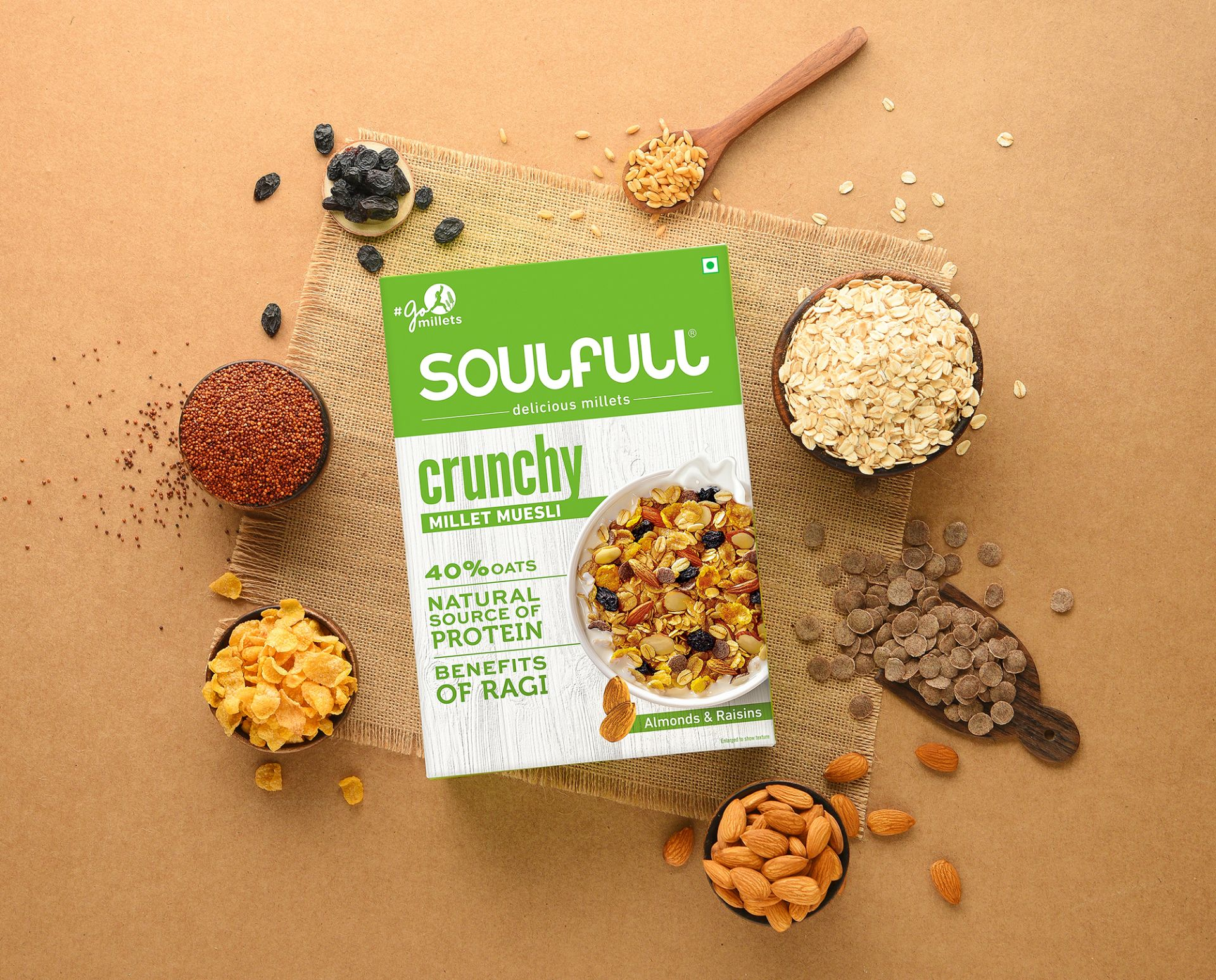 Soulfull Product Photography
