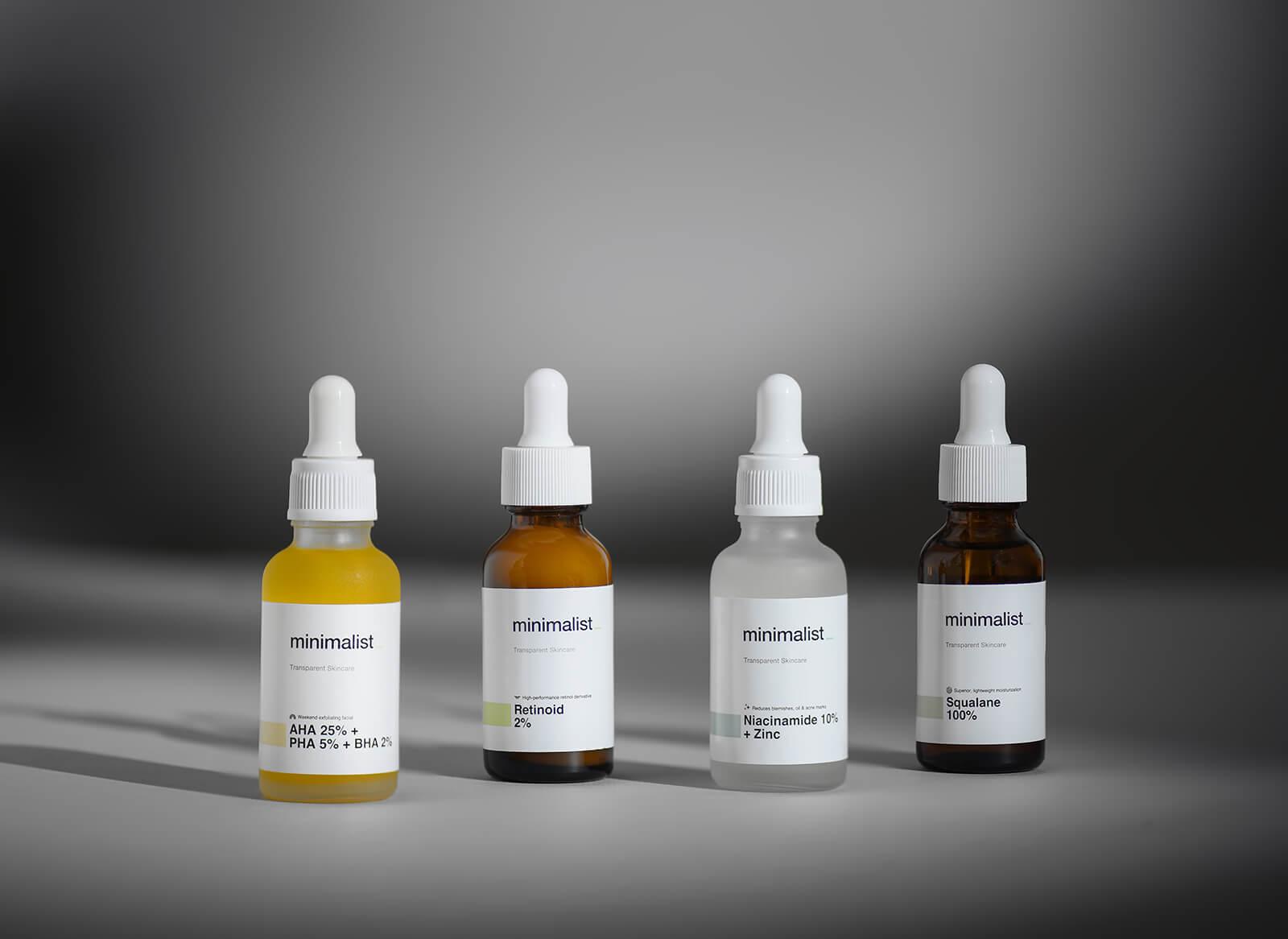 Minimalist Product Photography