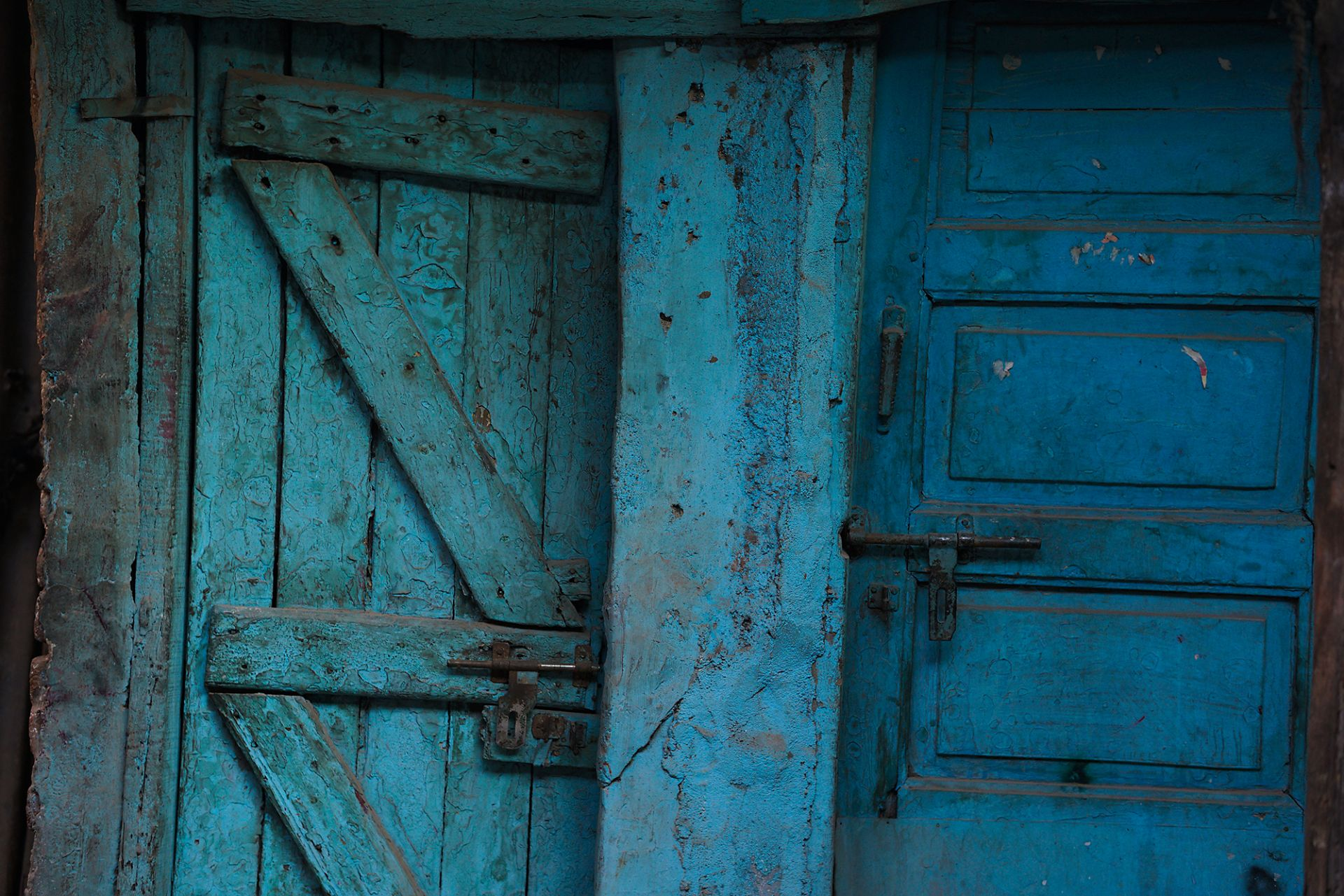 Colorful Dharavi Photography