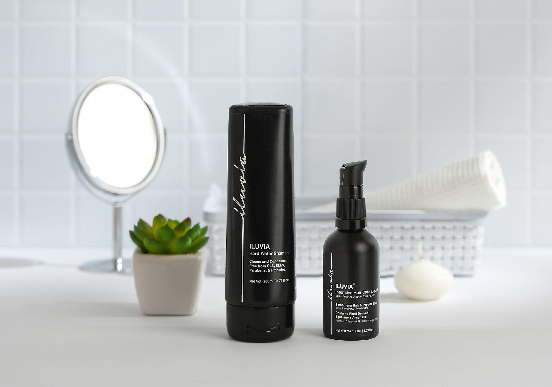 Product Photography Iluvia Haircare Sanket